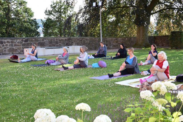 Open Air Yoga